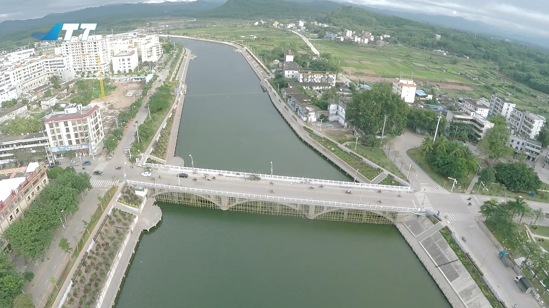 JTT UAV-Aerial photograph of unmanned aerial vehicle in Hainan, China