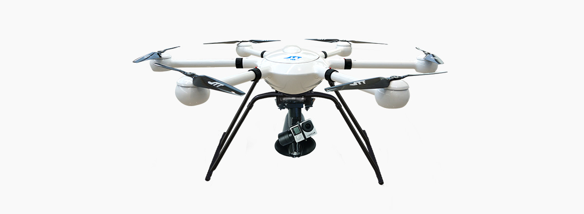 Drone JTT UAV T60V2 aerial mapping drone picture aerial