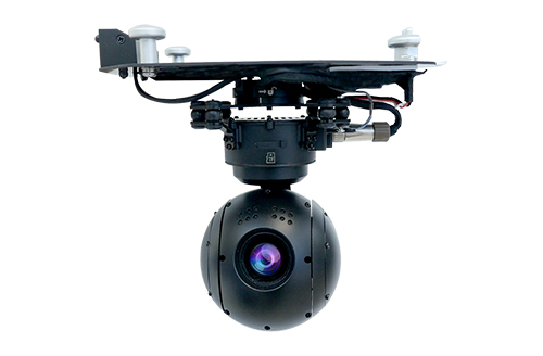 JTT infrared thermal imager drone thermal camera