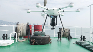 JTT UAV Maritime Search and Rescue Drill