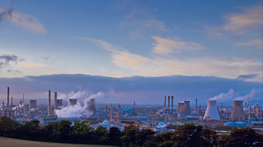 Solutions for unmanned aerial vehicles in the petrochemical industry