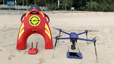 Integrated Air Sea Rescue Solution